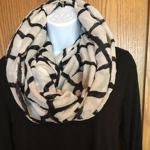 Ann Taylor wrap scarf